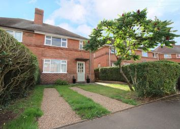 Thumbnail 3 bedroom semi-detached house for sale in Burrows Crescent, Beeston, Nottingham