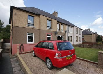 Thumbnail 3 bed flat for sale in Calder Road, Bellsquarry, Livingston