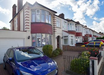Thumbnail 3 bed semi-detached house for sale in Firs Park Avenue, London