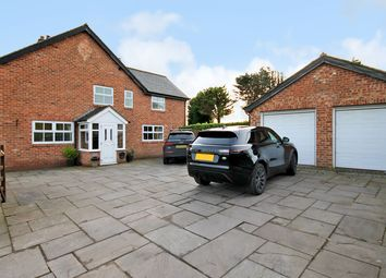 Thumbnail 4 bedroom semi-detached house for sale in Northwich Road, Lower Stretton, Warrington