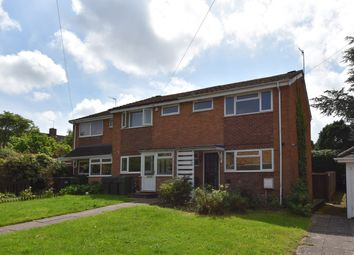 Thumbnail 3 bed end terrace house for sale in Willow Close, Bromsgrove