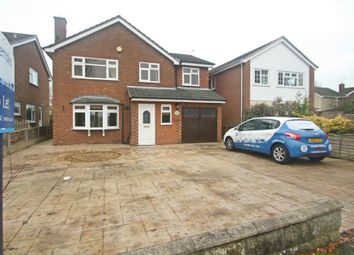 Thumbnail 4 bed detached house to rent in 4 Orchard Drive, Little Leigh, Northwich, Cheshire
