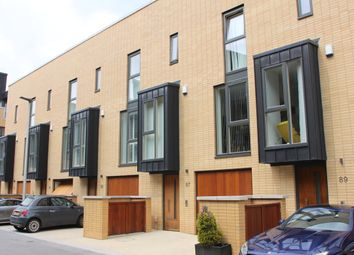 Thumbnail 4 bed town house for sale in Victoria Wharf, Watkiss Way, Cardiff