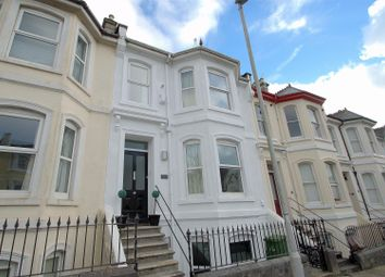 Thumbnail 5 bedroom terraced house for sale in Valletort Road, Stoke, Plymouth