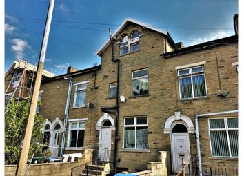 Thumbnail 3 bed terraced house for sale in Temple Street, Bradford