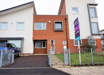 Thumbnail 3 bedroom terraced house for sale in Athletes Way, Manchester