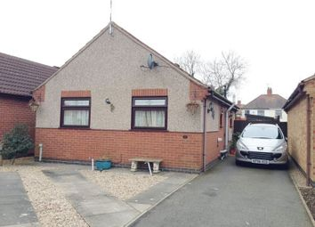 Thumbnail 2 bed bungalow for sale in Cherwell Close, Hinckley