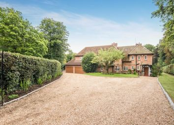 Thumbnail 6 bed detached house for sale in Manor Road, Hazlemere, High Wycombe