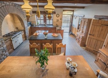 Thumbnail 4 bed barn conversion for sale in Burrow, Carnforth