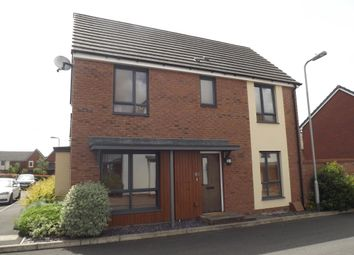 Thumbnail 3 bedroom property to rent in Bartley Wilson Way, Cardiff Bay, Cardiff