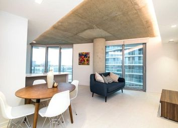 Thumbnail 3 bedroom flat for sale in Hoola Building, West Tower, Royal Victoria, London