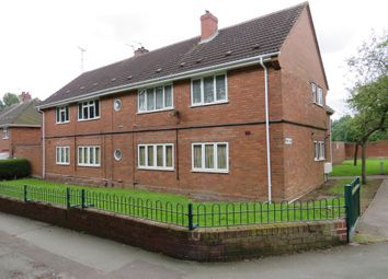 Thumbnail 1 bedroom flat for sale in Park Way, Ashmore Park Wednesfield, Wolverhampton