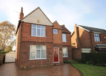 Thumbnail 3 bed detached house for sale in Racecourse Lane, Northallerton