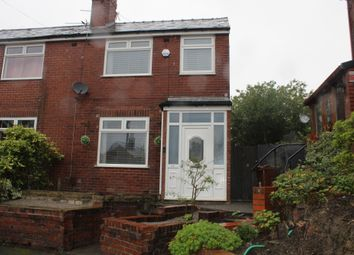 Thumbnail 2 bed semi-detached house for sale in Norwood Crescent, Royton, Oldham