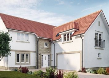 "Thumbnail 5 bed detached house for sale in ""The Melville"" at Roman Road, Balfron, Glasgow"