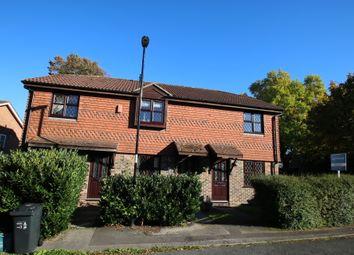 Thumbnail 2 bedroom end terrace house to rent in Chancellor Gardens, South Croydon, Surrey