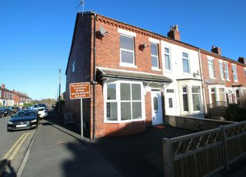 Thumbnail 4 bed end terrace house for sale in Dane Road, Sale