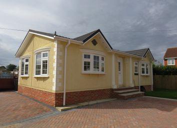 Thumbnail 2 bed mobile/park home for sale in Grosvenor Park, Boroughbridge Road, Ripon