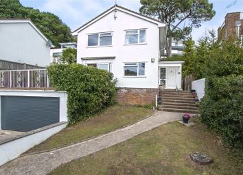 Thumbnail 3 bed detached house for sale in Powell Road, Lower Parkstone, Poole, Dorset