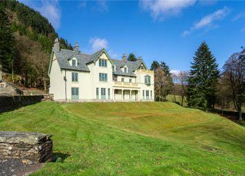 Thumbnail 7 bed detached house for sale in Cwmdauddwr, Nr Rhayader, Powys