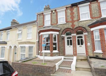 Thumbnail 3 bed terraced house for sale in Lascelles Road, Dover