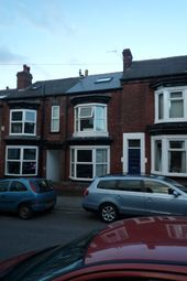 Thumbnail 4 bed terraced house to rent in Roach Road, Sheffield