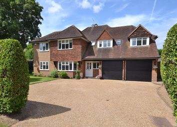 Thumbnail 4 bed detached house for sale in Ashley Park Avenue, Walton-On-Thames