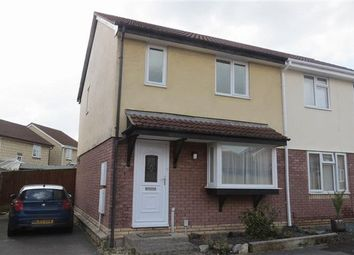 Thumbnail 3 bedroom semi-detached house to rent in Speedwell Close, Trowbridge