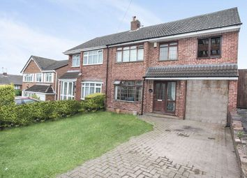 Thumbnail 3 bed semi-detached house for sale in Berwyn Way, Nuneaton