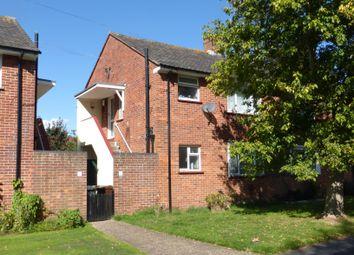 Thumbnail 1 bed maisonette for sale in Wilmott Close, Gosport