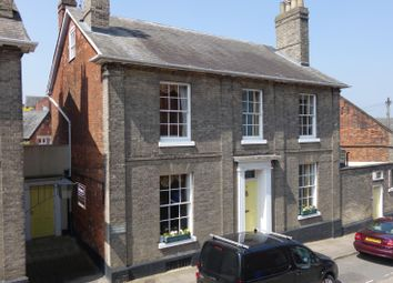 Thumbnail 4 bed detached house for sale in Well Street, Bury St. Edmunds