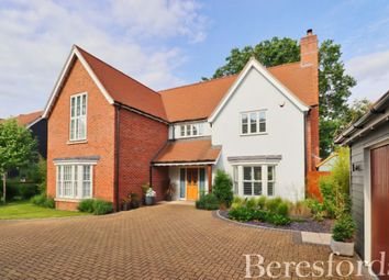 Thumbnail 5 bed detached house for sale in Broad Street Green Road, Great Totham, Maldon, Essex