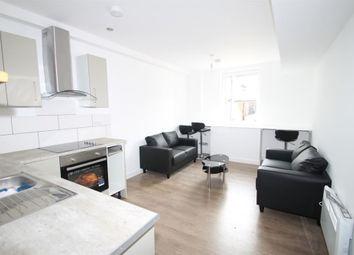 Thumbnail 3 bedroom flat to rent in Queens Street, B Queens Street, Leicester