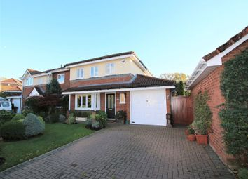 Thumbnail 4 bed detached house for sale in Whitebeam Close, Penwortham, Preston
