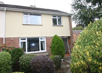 Thumbnail 3 bed semi-detached house to rent in College Road, Newton Abbot