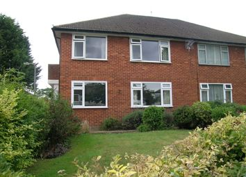 Thumbnail 2 bed maisonette to rent in Bisley Close, Worcester Park, Surrey