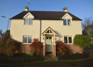 Thumbnail 4 bed detached house for sale in Stanhope Road, Wigston, Leicester