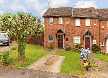 Thumbnail 2 bed end terrace house for sale in Byron Close, Hitchin, Hertfordshire