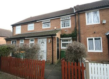 Thumbnail Terraced house to rent in Fraser Close, Beckton, London