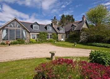 Thumbnail 6 bed detached house for sale in Whitehills Farm, Monymusk, Inverurie, Aberdeenshire
