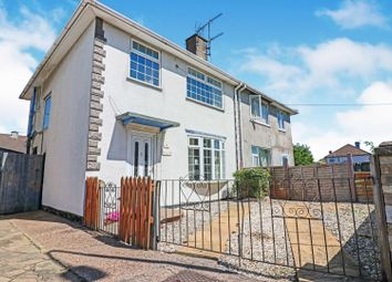 Thumbnail 3 bed semi-detached house for sale in St. Michaels Road, Grimsby