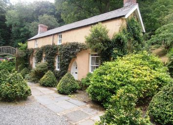 Thumbnail 2 bed cottage to rent in Llanilar, Aberystwyth