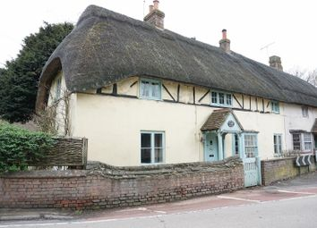 Thumbnail 3 bedroom cottage for sale in Hurstbourne Tarrant, Andover, Hampshire