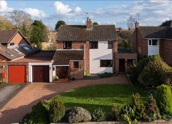 Thumbnail 4 bed detached house for sale in Church Road, Stratford-Upon-Avon, Warwickshire