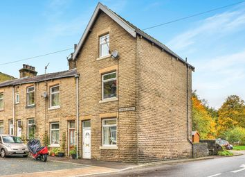 Thumbnail 3 bed terraced house for sale in Ernest Street, Todmorden