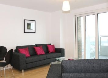Thumbnail 2 bed flat to rent in Marner Point, No 1 The Plaza, Bow