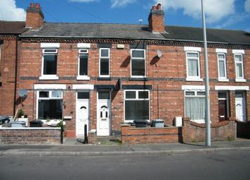 Thumbnail 2 bedroom terraced house for sale in Badger Avenue, Crewe, Cheshire