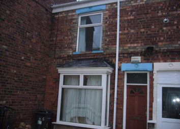 Thumbnail 2 bedroom end terrace house to rent in Cardigan Avenue, De La Pole Avenue, Hull