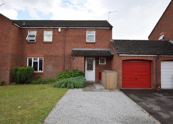 Thumbnail 3 bedroom semi-detached house for sale in Churchill Road, Gloucester