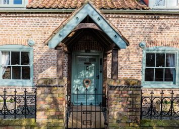 Thumbnail 4 bed detached house for sale in West End, March, Cambridgeshire